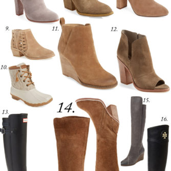 Nordstrom Anniversary Sale 2016 SHOES