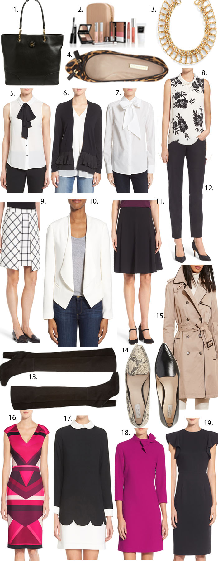 Nordstrom Anniversary Sale Work wear styled by popular Texas fashion blogger, Style Your Senses