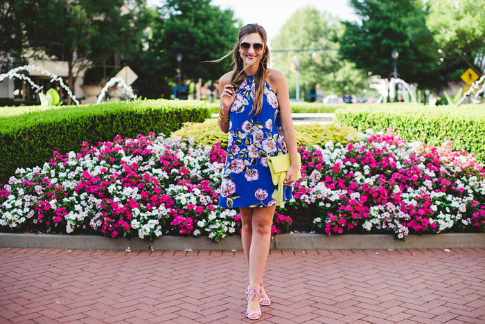 Nordstrom Anniversary Sale Floral Dress 1