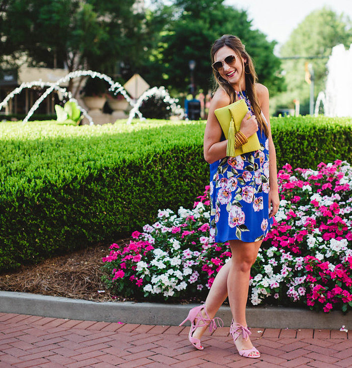 Nordstrom Anniversary Sale Floral Dress 4