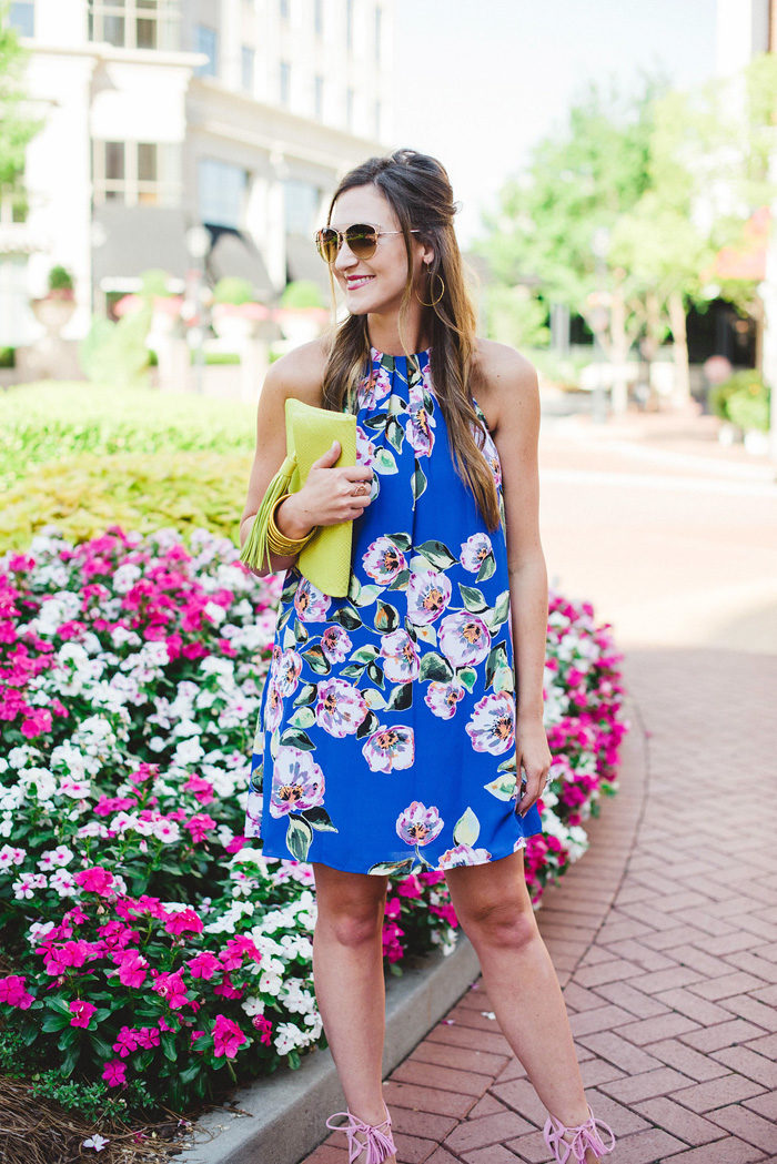 Nordstrom Anniversary Sale Floral Dress