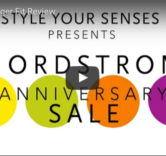 Nordstrom Anniversary Sale | Fit Reviews featured by popular Texas fashion blogger, Style Your Senses