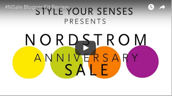 Nordstrom Anniversary Sale YouTube