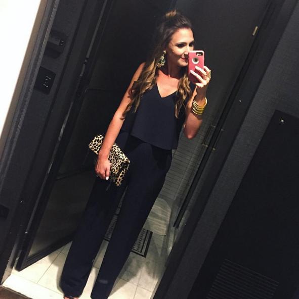 Chic Zara jumpsuit