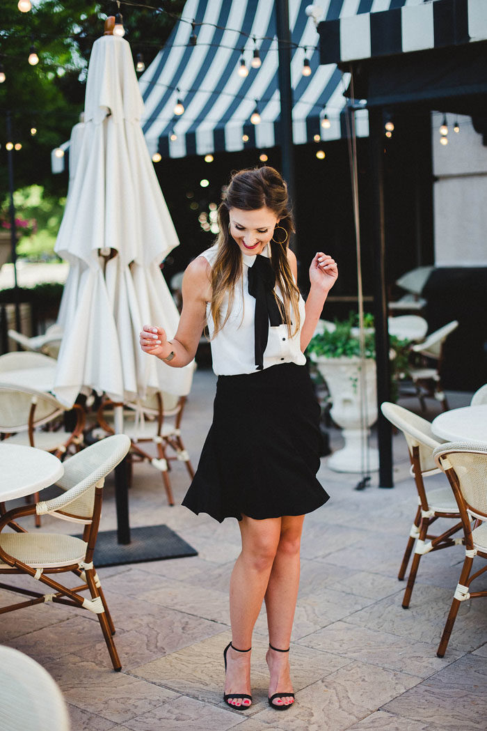 Super cute outfit for business casual wear.