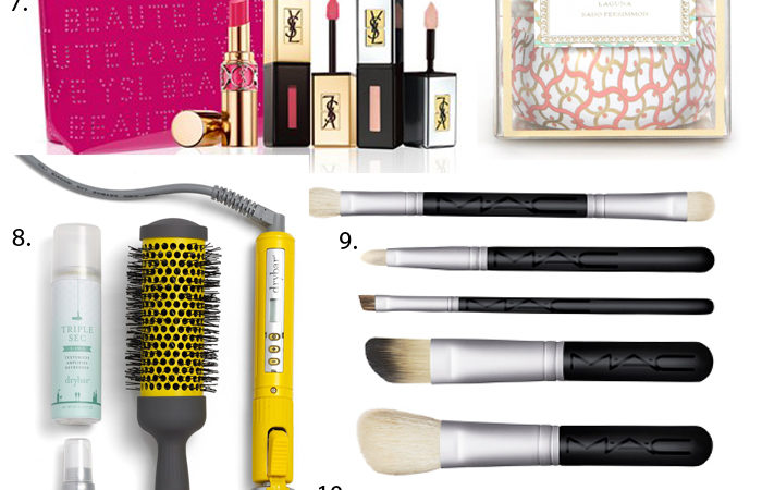 Best of #NSALE Beauty + A Conversation With the Pro!