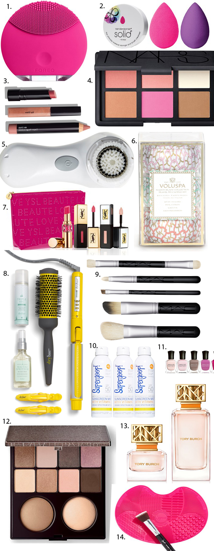 Nordstrom Anniversary Sale Beauty Picks 2016