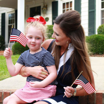 Mommy and Me July 4th Outfits + Sales!