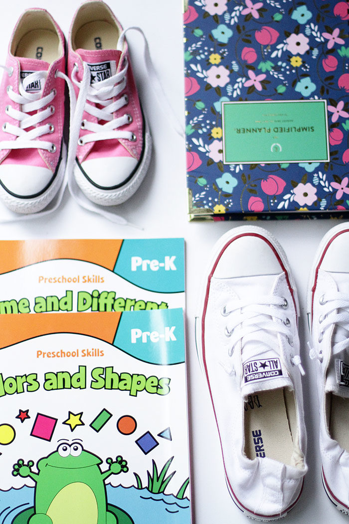 Mommy and Me back to school essentials