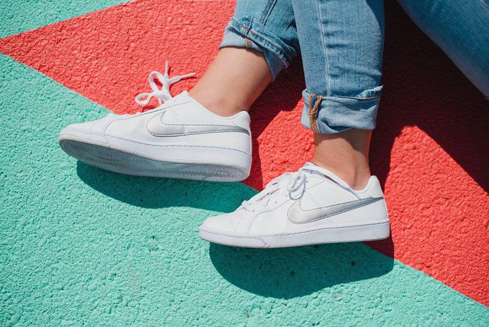 Trendy Nike sneakers for women