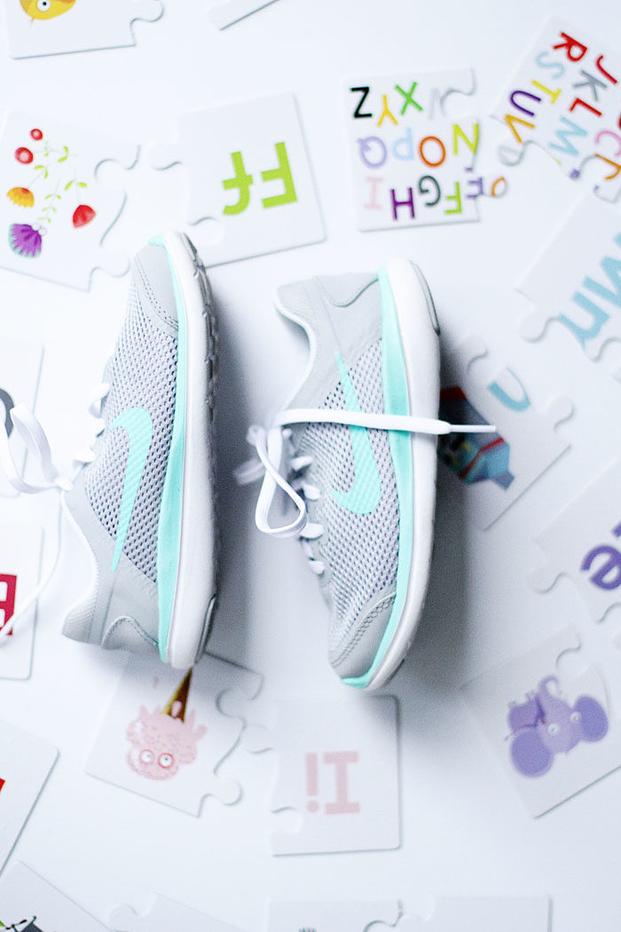 Nike sneakers are very versatile for Back to School