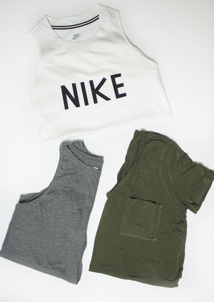 Cool Athleisure tops for casual wear.
