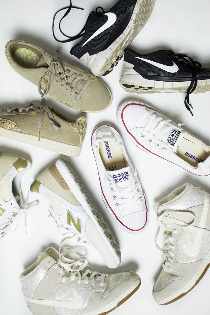 Athleisure Shoes for a cool laid back look