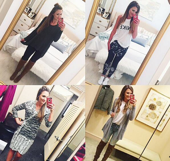 instagram Roundup + #NSALE Looks