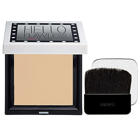 hello flawless powder