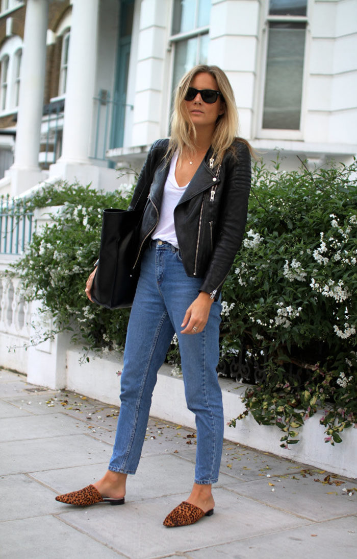 how to style flat mules 5