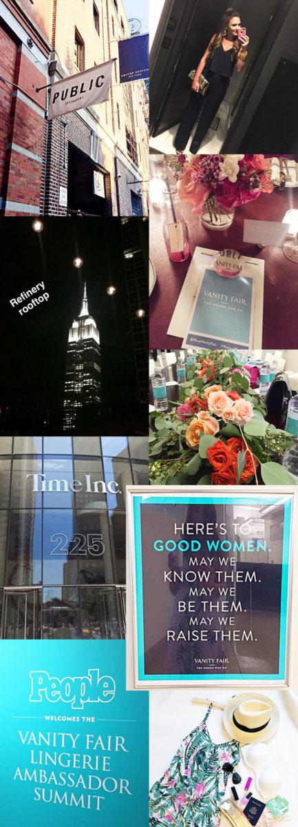 new york city snapchat diary