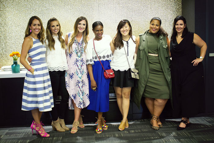 Women Who Do Ambassadors with Vanity Fair and People Magazine