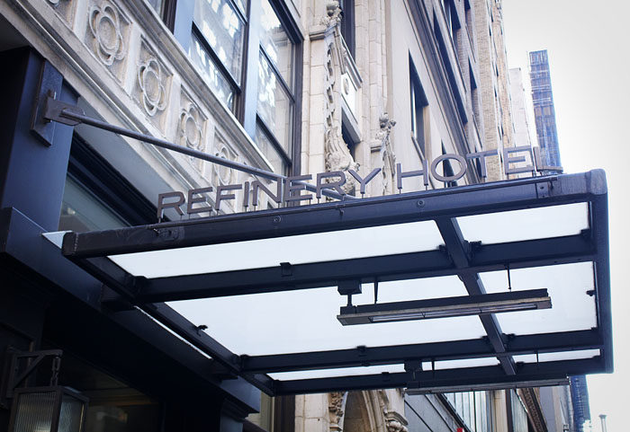 The Refinery Hotel in New York City