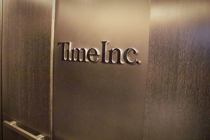 Time Inc Offices in NYC
