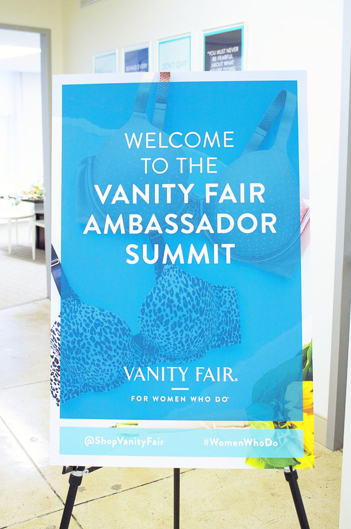 Vanity Fair Women Who Do Campaign