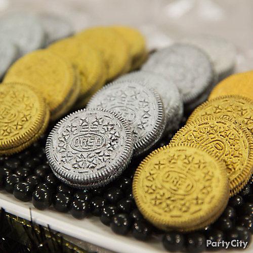 Olympic Dessert Idea with oreos