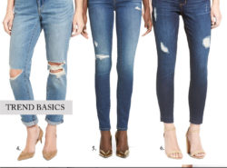 Fall Denim Trends and 10 options under $100!