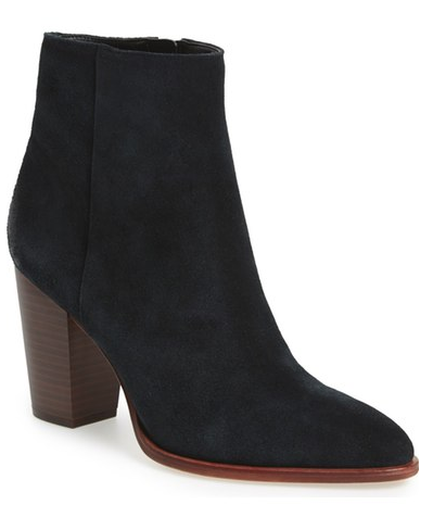 Sam Edelman Black bootie in black
