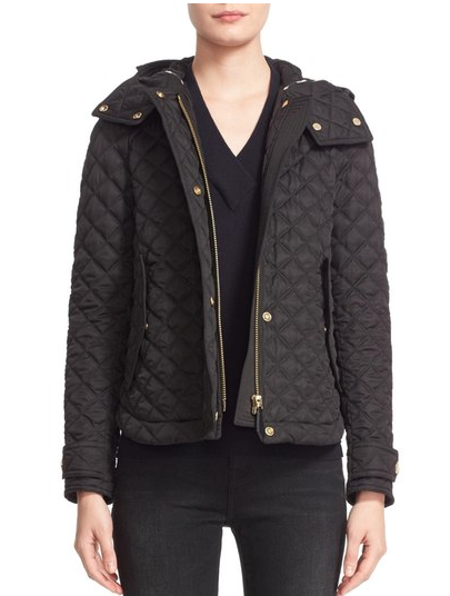Burberry Leightonbury jacket on sale