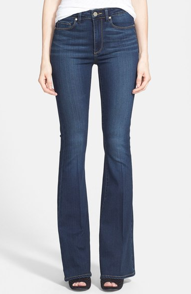 Paige Transcend Flare Jeans