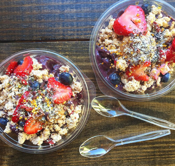 Acai bowls are a delicious and healthy breakfast option