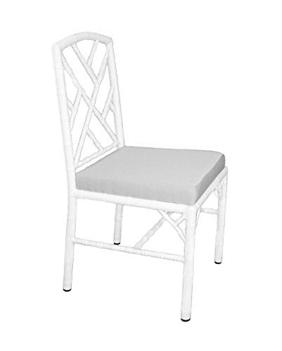 Chippendale style bamboo chair on sale! Perfect for dining room and a great classic style