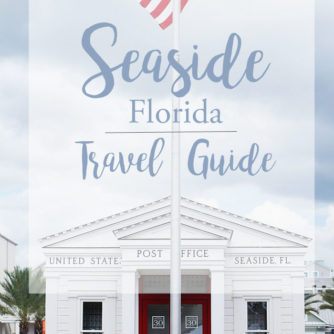 Seaside, Florida Travel Guide!