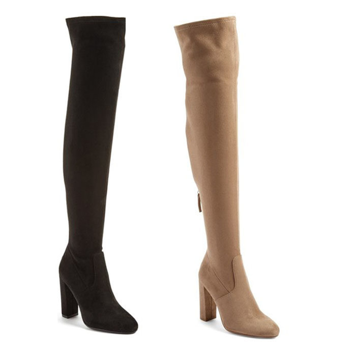 Steve Madden Emotions Over the Knee Boot on Sale