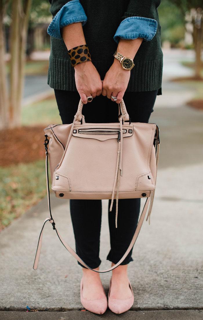 Rebecca Minkoff Regan satchel