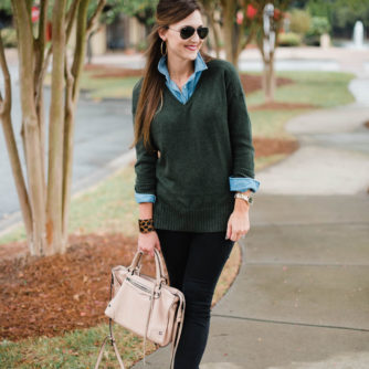 Casual Fall Looks + A GIVEAWAY with Lilla P!