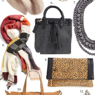 Fall Finds | Handbags + Accessories