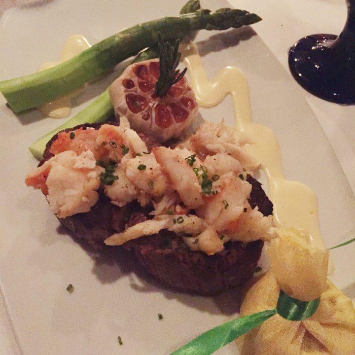 Dinne at Seagars in Hilton Sandestin