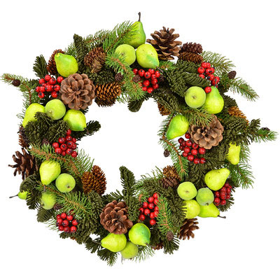 Gorgeous Holiday Wreath that's ON SALE!