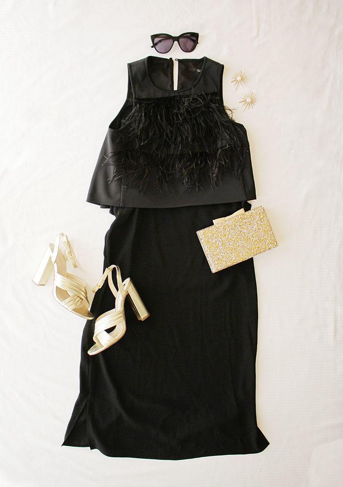 Tibi Dress from Rent the Runway