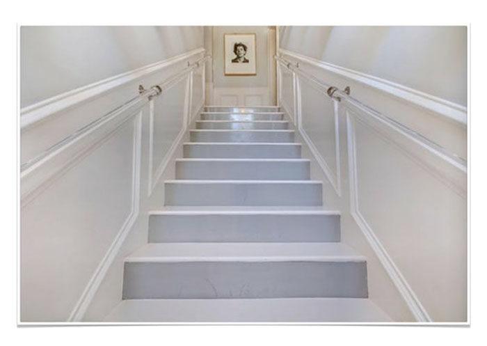 Custom Lucite Handrail