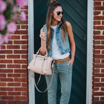 Gap Girlfriend Chinos Worn 3 Ways