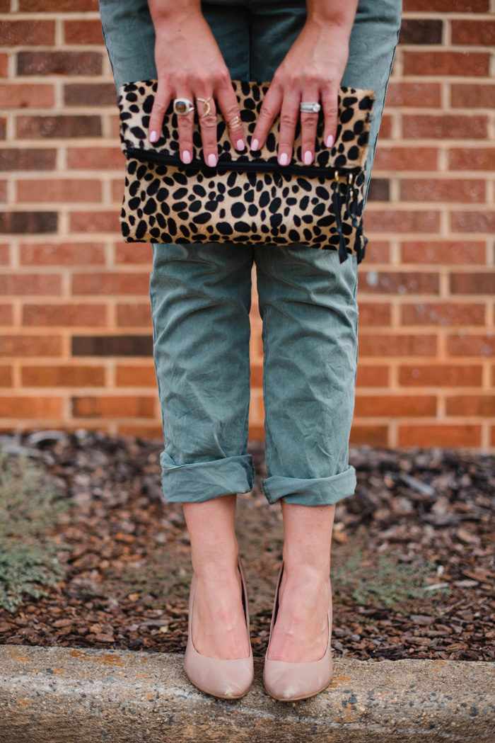 How to style Gap's Girlfriend Chinos 3 ways