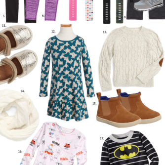 Gift Guide: Practical Gifts FOR KIDS