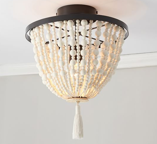 Pottery Barn Pendant Light