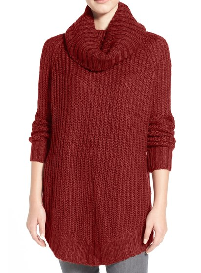 BP Cowl Neck Sweater