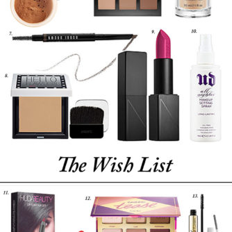 A full guide on what to buy from the Sephora VIB Sale 2016