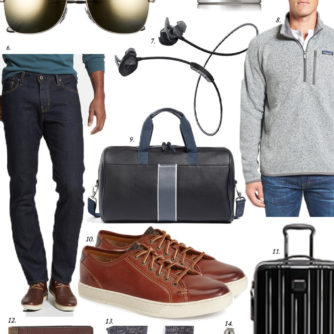 Gift Guide: for Men