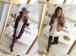 10 Thanksgiving Outfit Ideas that are comfortable, casual and attainable!