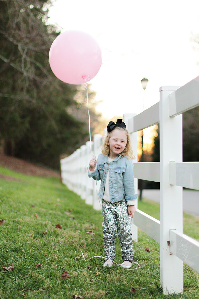 Style Your Senses Baby GIRL gender reveal!